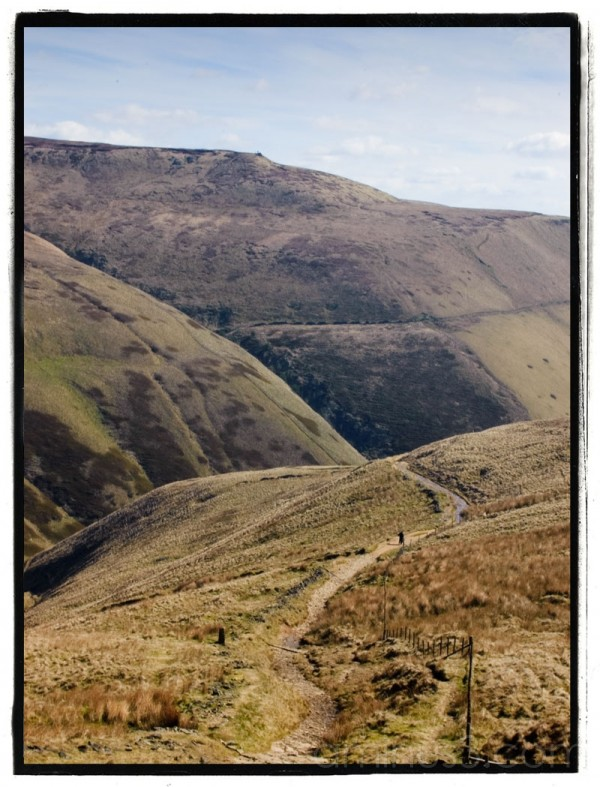 Pennine Way Jacob's Ladder