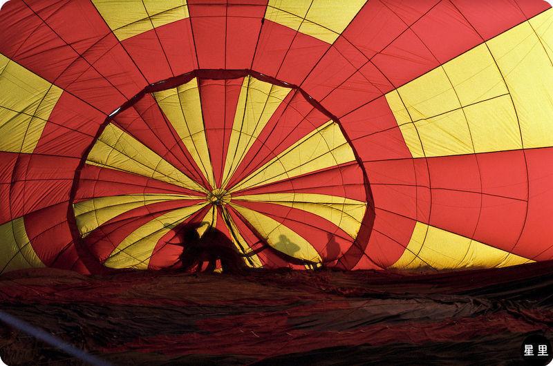Ballooning holland nederland