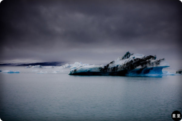 Glacial lagoon at Jökulsárlón #5