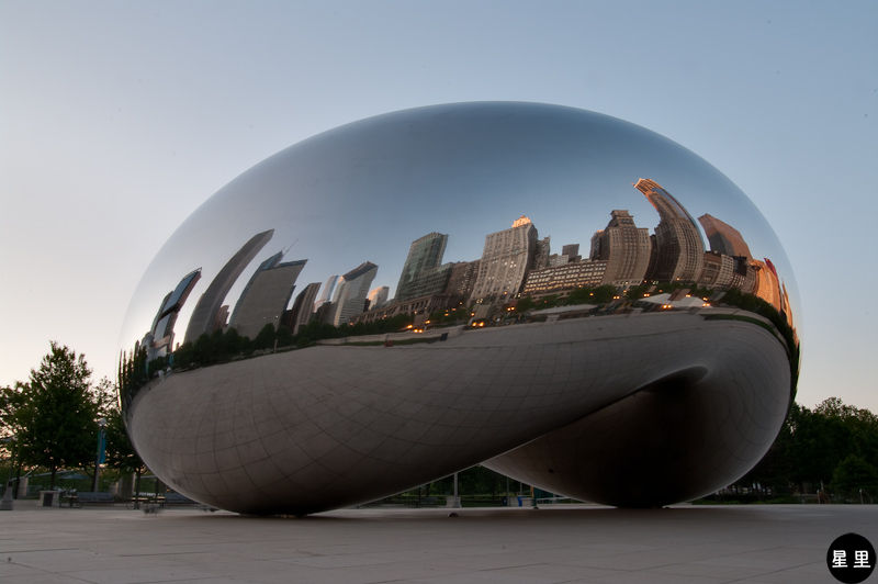 Cloud Gate #4