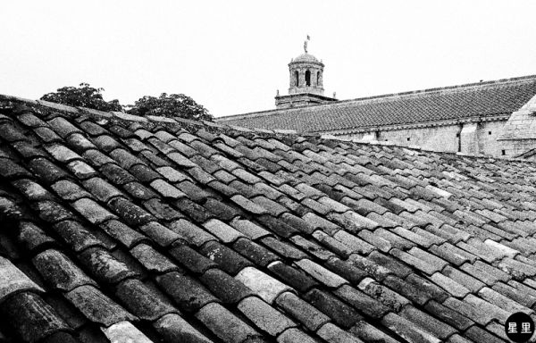 Rooftops in Martigues