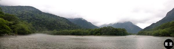 Kamikochi and the Azusa river