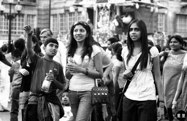 London Rathayatra, Hindu festival