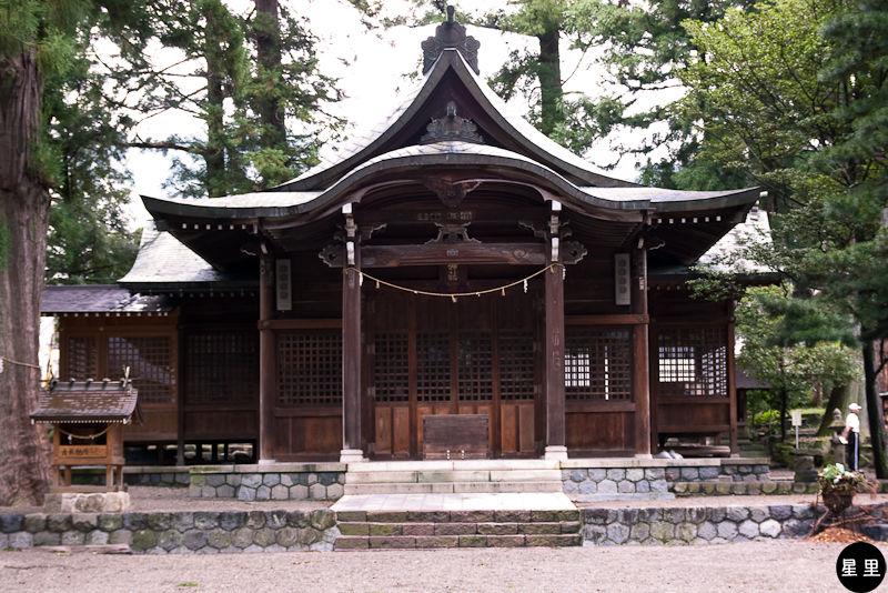 Gero Onsen shrine
