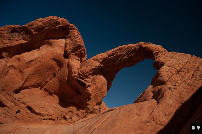The Arch Rock, Valley of Fire
