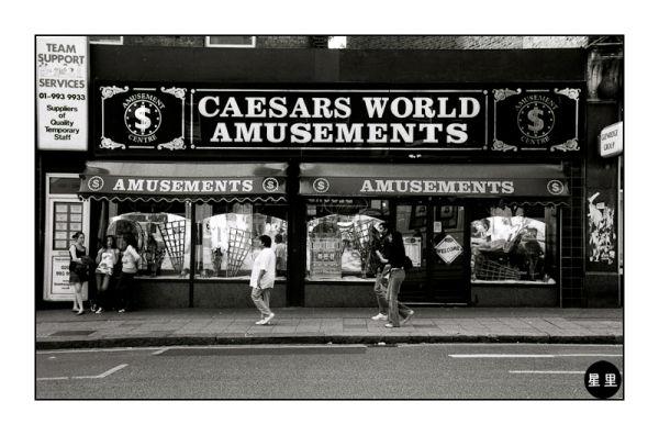 Ceasars World Amusements