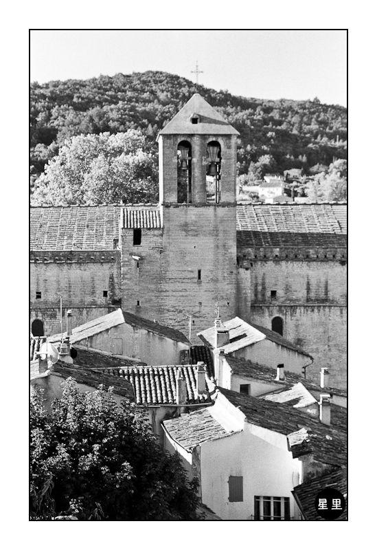 Malaucène church