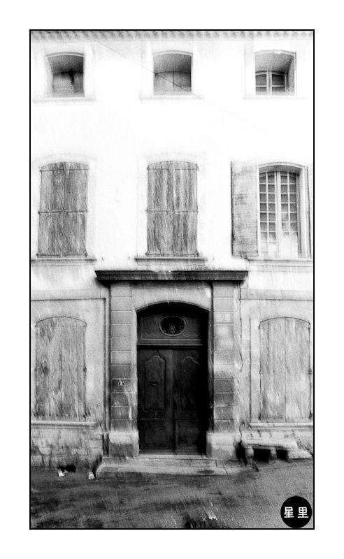 Malaucène house