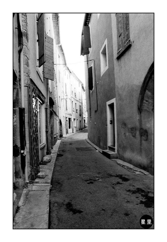 Malaucène street