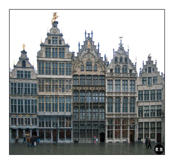 Somewhere in Antwerp