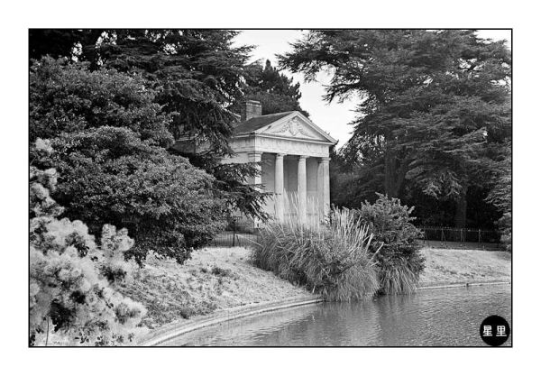 The Temple at Gunnersbury Park