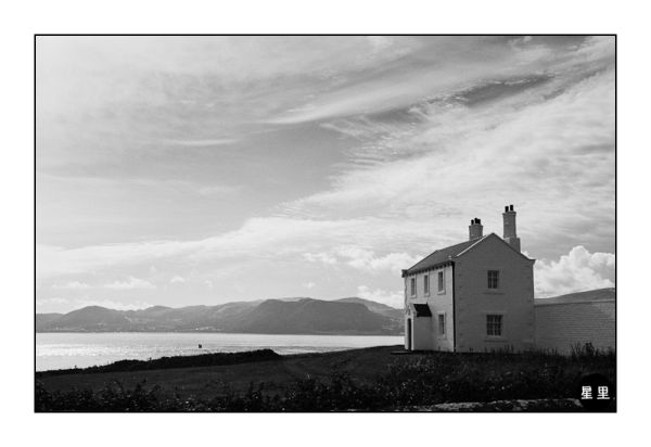Pilot House at Penmon Point Lighthouse