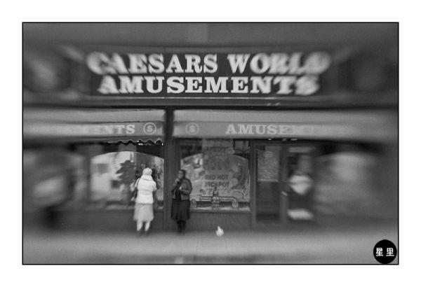 Caesars World Amusements