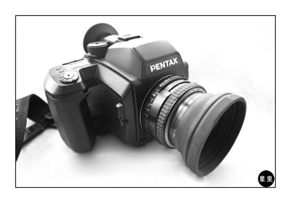 Pentax 645NII