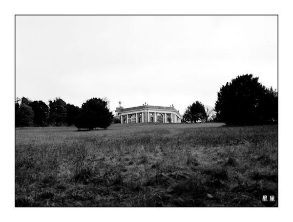 West Wycombe, mausoleum