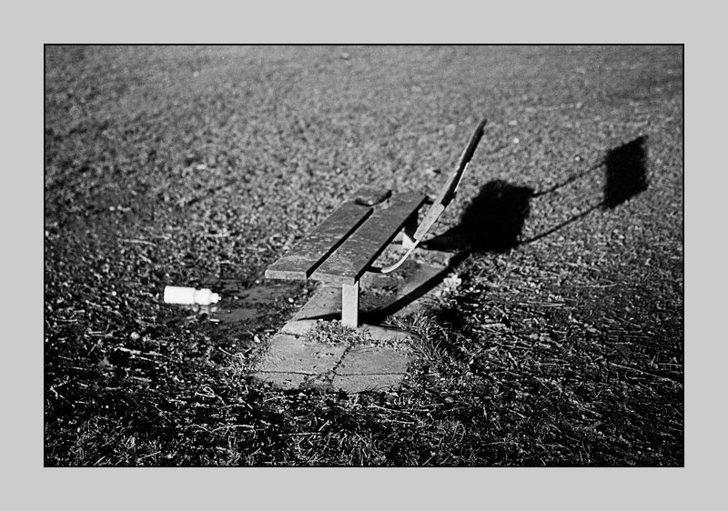 Benches of Ealing Common