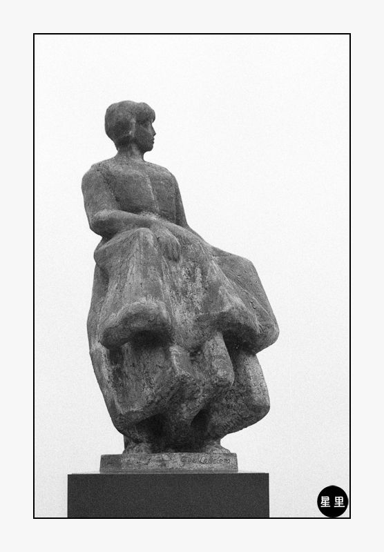 urk fisherman's monument