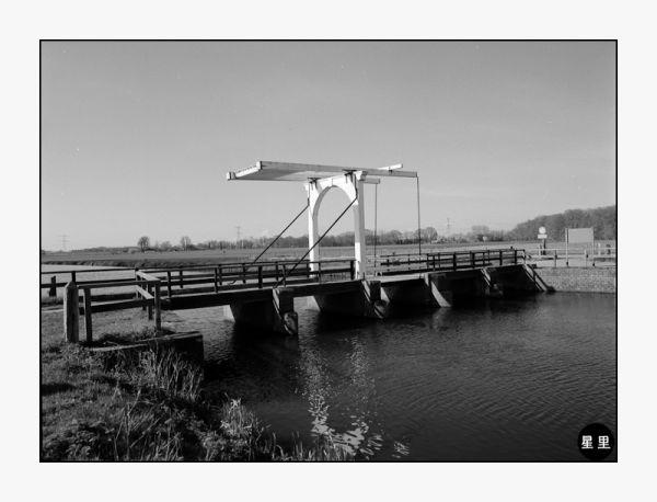 Bridge over River Berkel