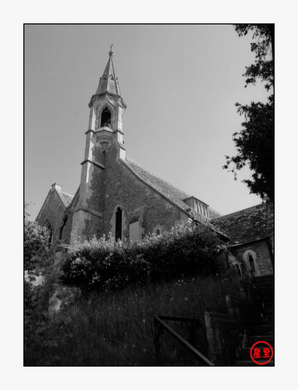 Clifton Hampden church