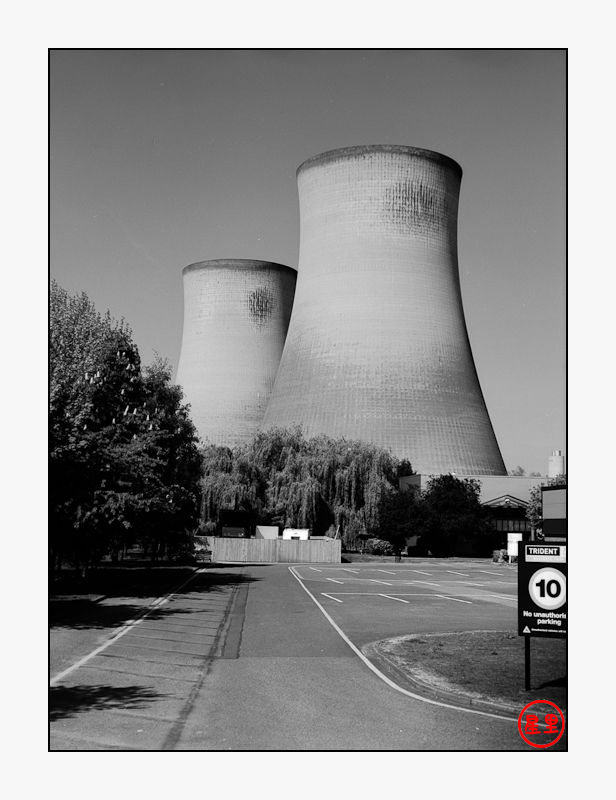 Cooling towers, Didcot
