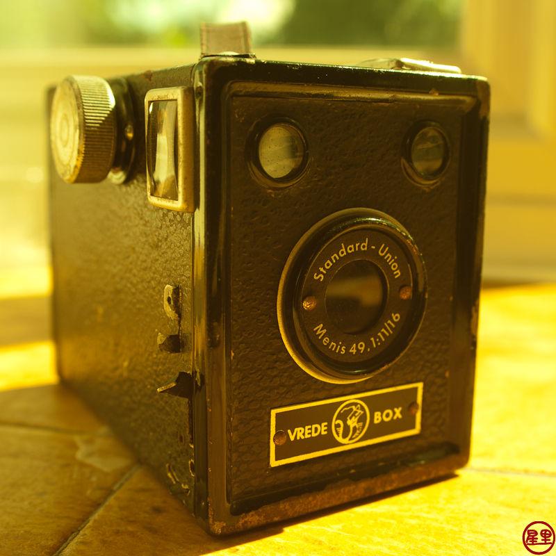 Vrede-Box Standard-Union Menis 49 1:11/16 camera