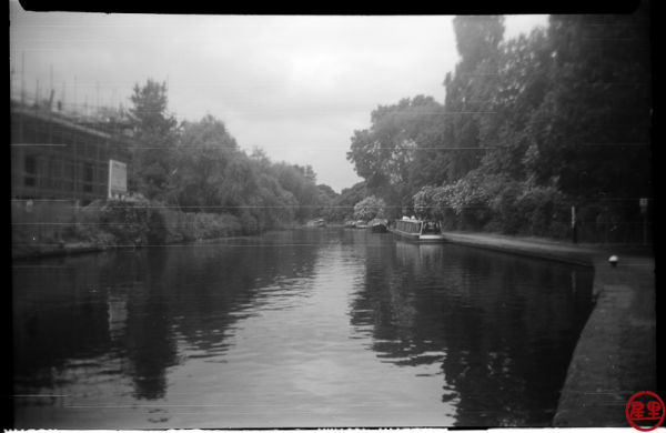 Vrede-Box: Grand Union Canal