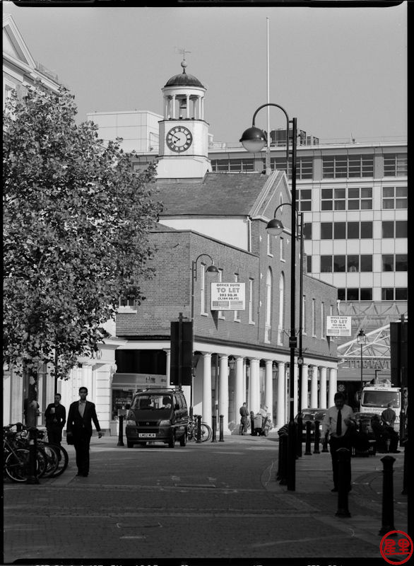 Uxbridge, centre of town