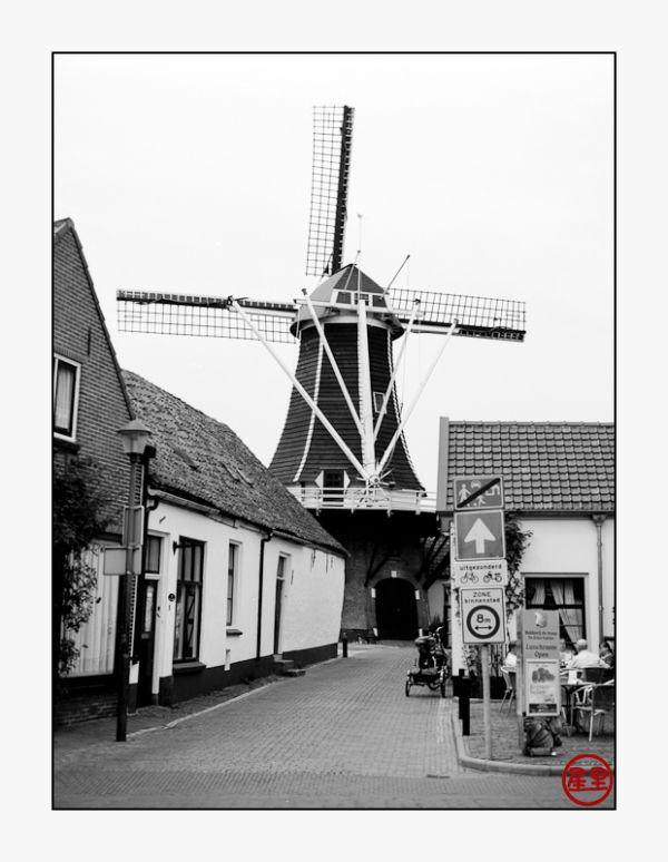 Windmill: De Fortuin, Hattem