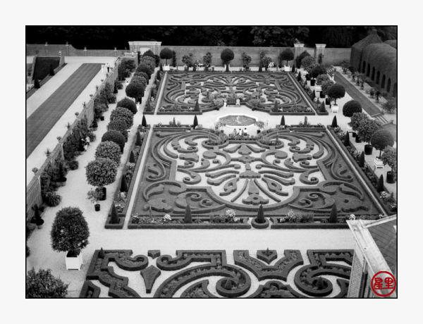 Paleis het Loo, the gardens