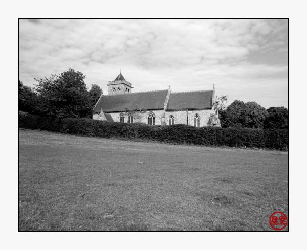 St Michael & All Angels church, Hughenden Valley