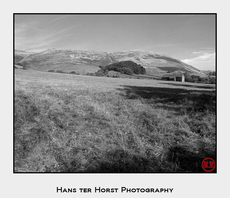 The Peak District — The Barn