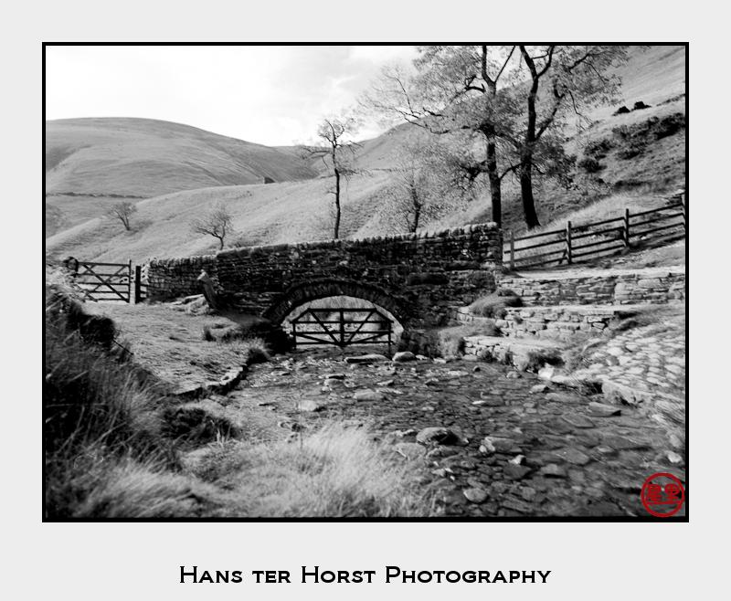 The Peak District — The Bridge