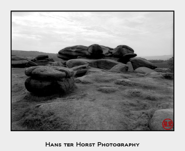 The Peak District — The Stones