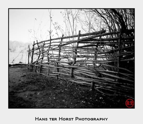 Ruislip Lido, fences