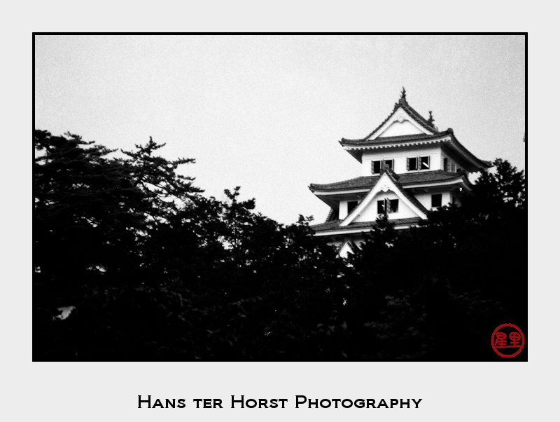 Gujō Hachiman Castle (郡上八幡城)