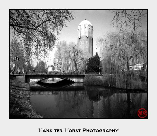 Zutphen: Watertoren