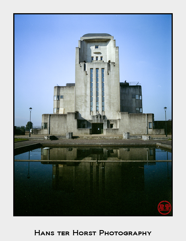 Radio Kootwijk, Building A