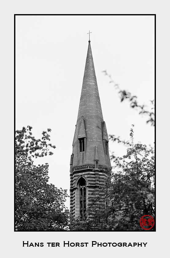 St Marie Magdalene's Church spire