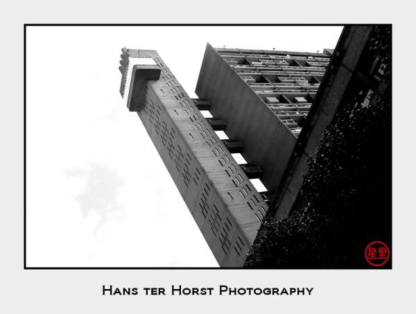 Trellick Tower in North Kensington, London