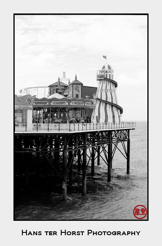 Helter Skelter at Brighton Pier