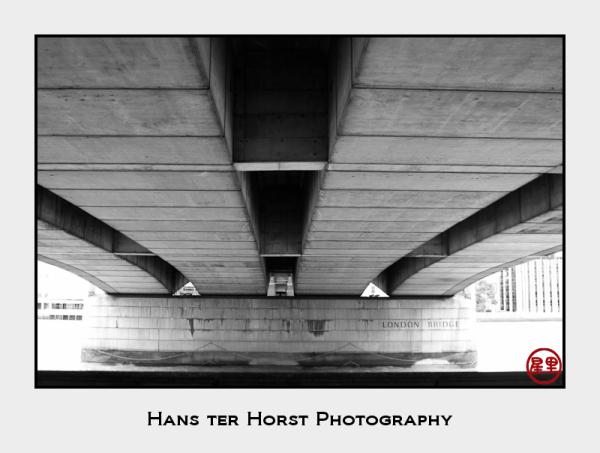 Underneath London Bridge