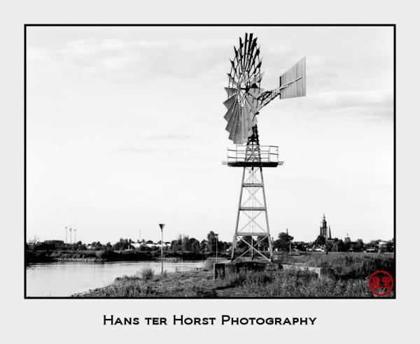 The American windmill, Zutphen