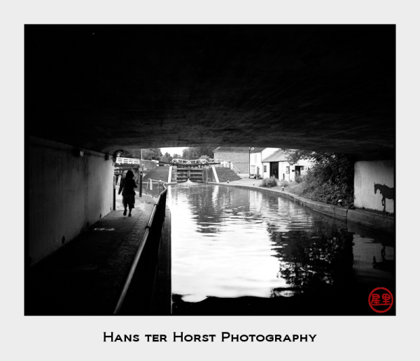 Tunnel for the Grand Union Canal, Rickmansworth