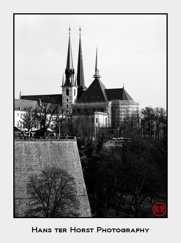Spires of Luxembourg