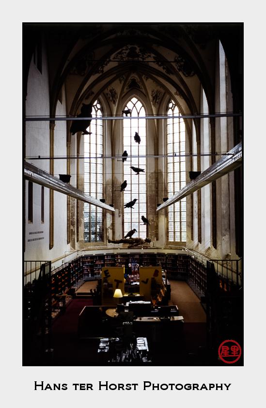 Zutphen, public library
