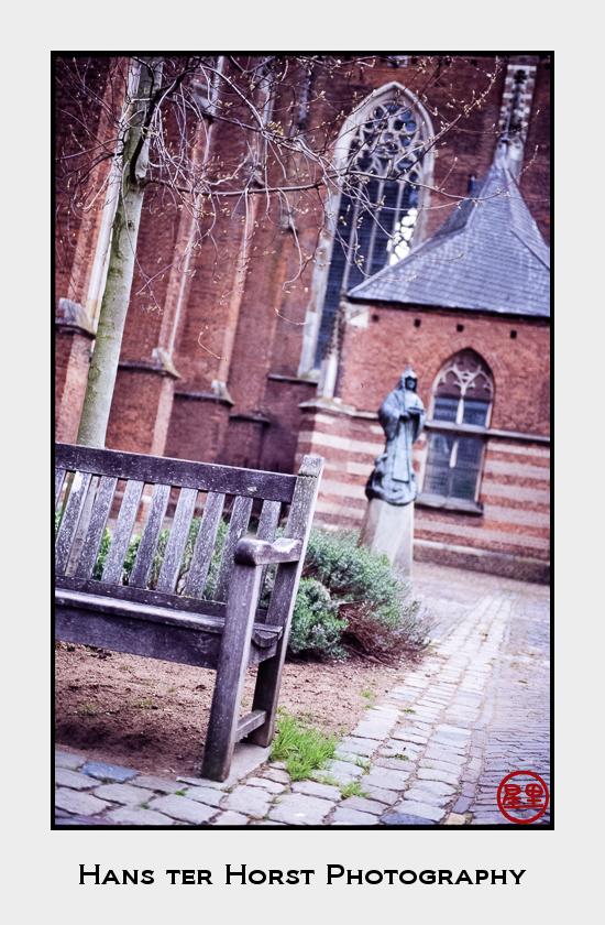 Detail: Sint Walburgiskerk, Zutphen
