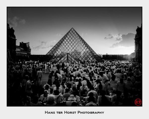 Dîner en Blanc - Paris