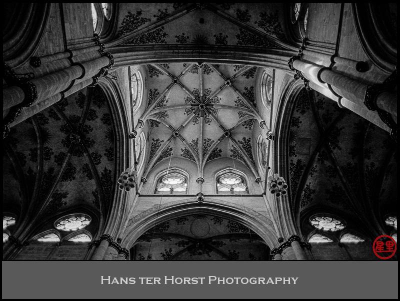 Another shot inside the Liebfrauenkirche, Trier