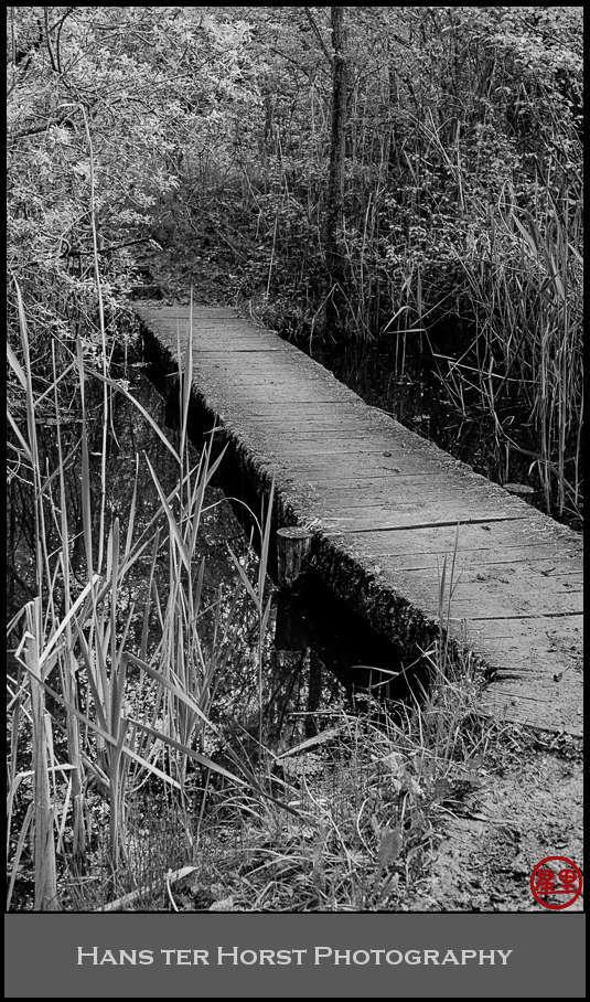 One last walkway at Haff Réimech