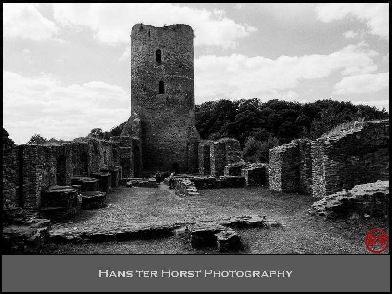 Heimat: Castle Ruin Baldenau